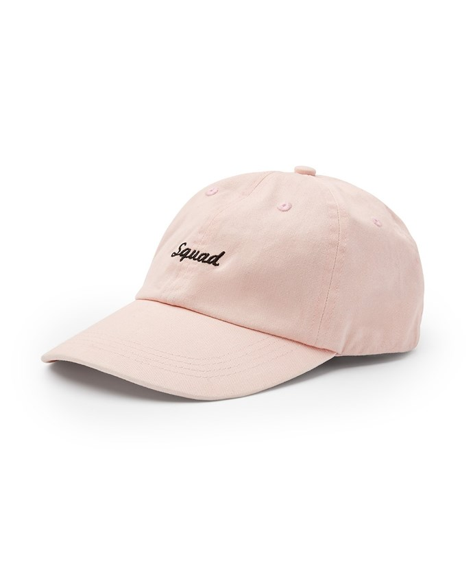 CUTE! Blush Squad Cap, $19.95, [Sportsgirl](http://www.sportsgirl.com.au/clothing/athleisure/blush-squad-cap-blush-all)