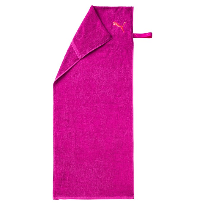 A gym towel you'll never lose. Training Towel, $25, [Puma](http://au.puma.com/womens/accessories/training-towel.html)