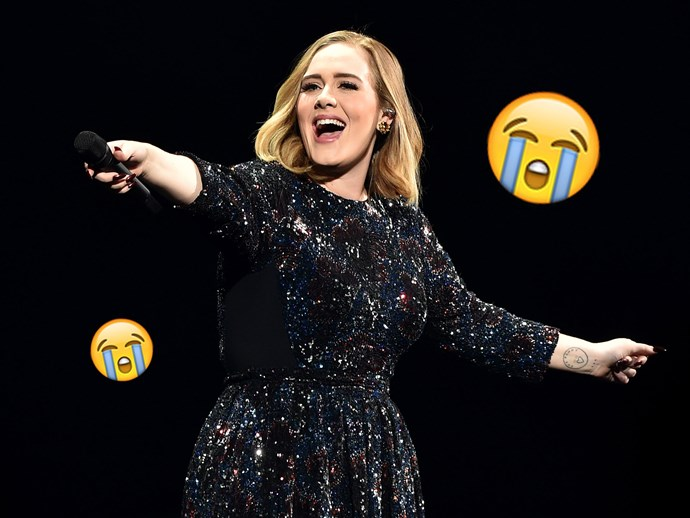 Adele reveals the heartbreaking reason she might never tour again