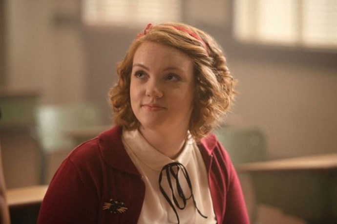 **Ethel Muggs**  You don't even like *Riverdale* — you're just waiting for *Stranger Things* to come back.