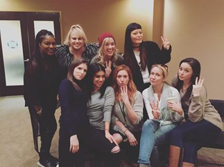 Pitch Perfect 3 cast