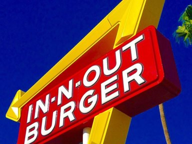 This Couple Won Wedding Of The Year With Their In-N-Out Reception