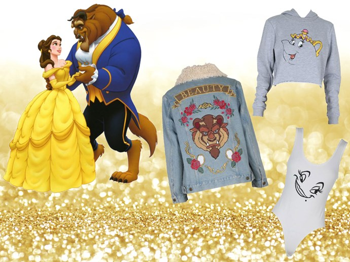 """BEYOND keen for this [Beauty and The Beast](https://www.minkpinkworld.com/collections/disney-capsule