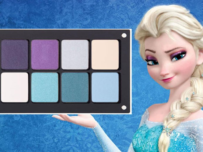 "Customise your own [Inglot cosmetics palette](https://inglotuk.com/freedom-system|target=""_blank"") to create the ~ideal~ Frozen colour scheme. (Here's something we prepared earlier.)"