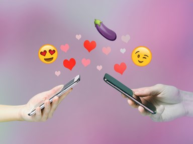 A new survey has revealed the best and worst emojis to use on dating apps