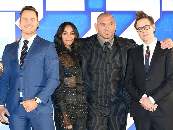 Guardians of the Galaxy 2 Tokyo premiere