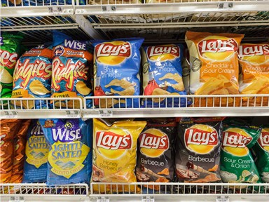 Two utter legends are suing over half-empty packets of chips