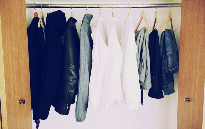 "Sasaki advises those who wish to pursue a minimalist lifestyle to ""find your unique uniform."""