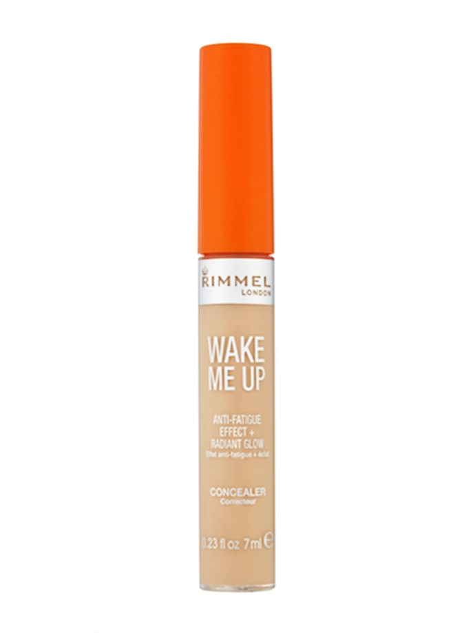 "**The third top seller at Priceline**  Rimmel Wake Me Up Concealer, $10.46, at [Priceline](https://www.priceline.com.au/rimmel-wake-me-up-concealer-7-ml|target=""_blank""