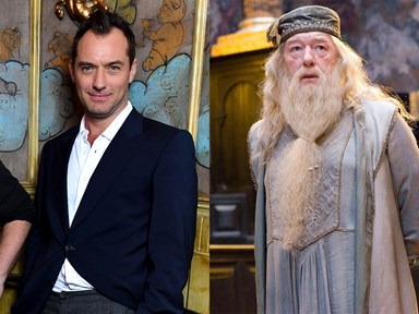 Jude Law just landed a massive role in the next 'Fantastic Beasts' movie