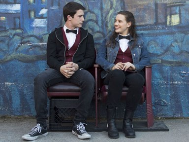 If it seems like everyone's talking about 13 Reasons Why, that's because they are