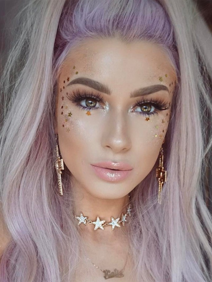"YouTuber Katie Mulcahy used [Tarte Cosmetics Amazonian Clay Foundation](https://www.sephora.com.au/products/tarte-amazonian-clay-12-hour-full-coverage-foundation|target=""_blank""