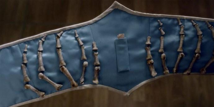 **Finger bone corset**  Y'ALL