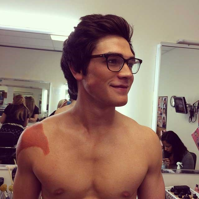 Oh hey Clark Kent.