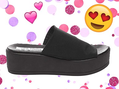 Stop EVERYTHING: Your favourite '90s shoe is officially back