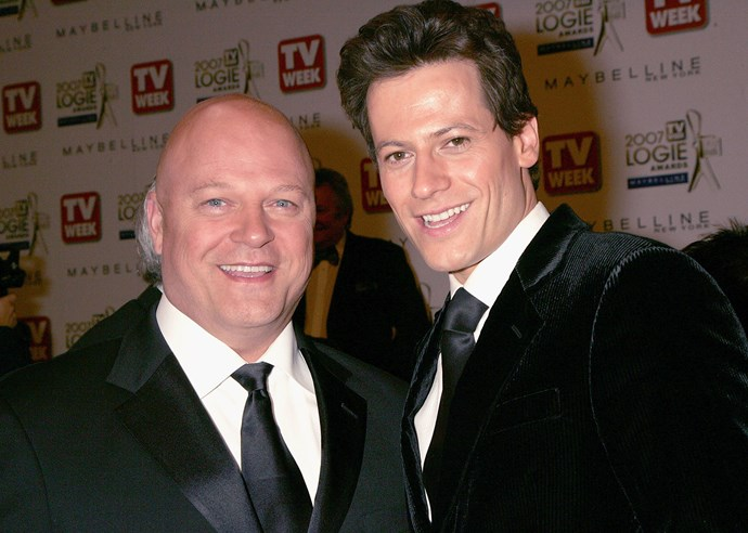 **Michael Chiklis** and **Ioan Gruffudd** seemed kinda random in 2007.
