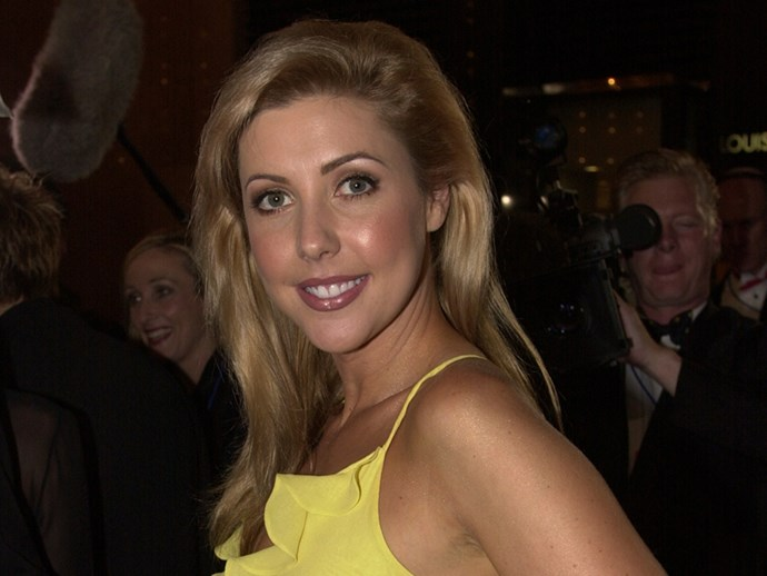 **Minimal**  This is offensively unoffensive. Even her eyebrows aren't that noughties.   *Catriona Rowntree, 2002.*