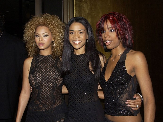 Destiny's Child Logies