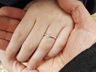 wedding ring custom