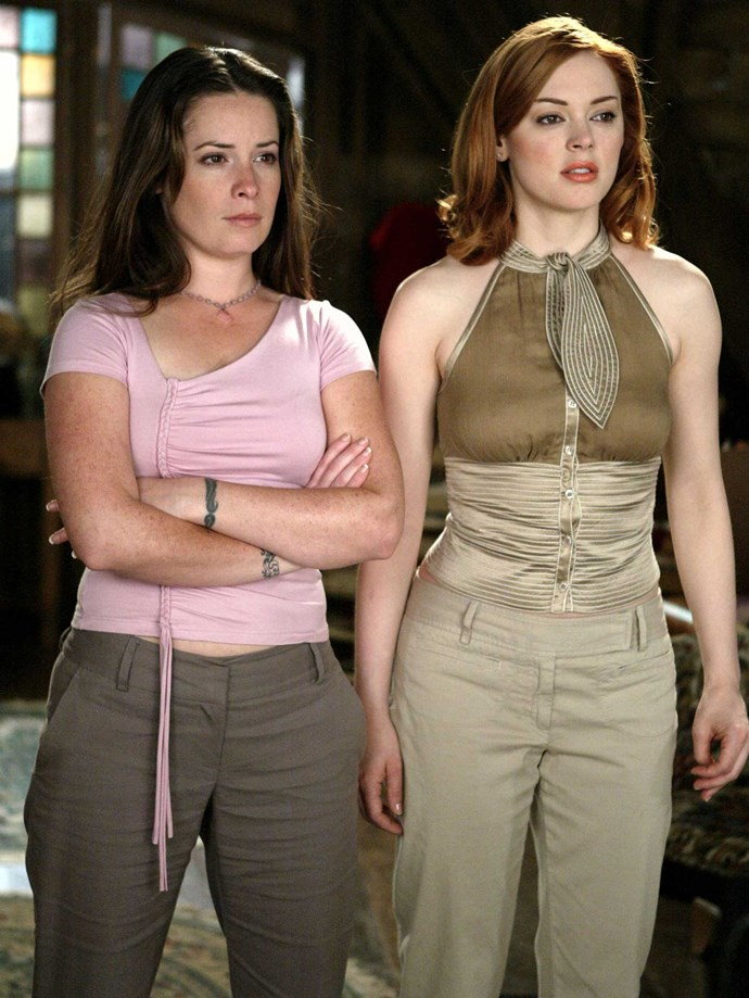 Neutral cargo pants 4lyf, just ask Piper and Paige.