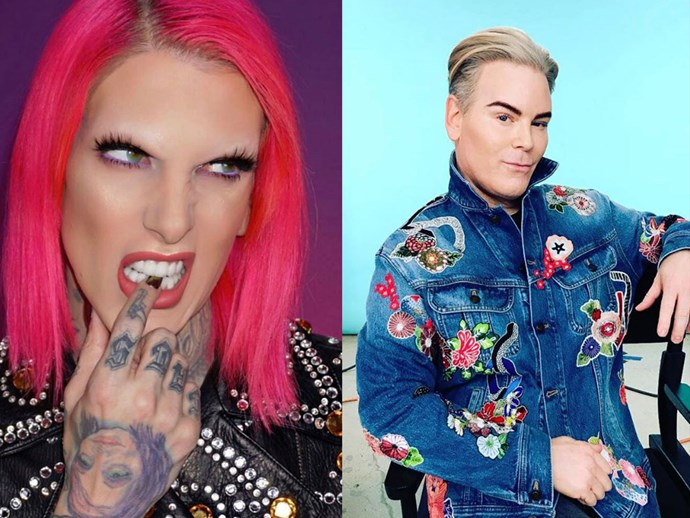 Jeffree Star and Too Faced