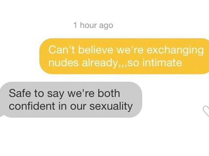 sending nudes prank