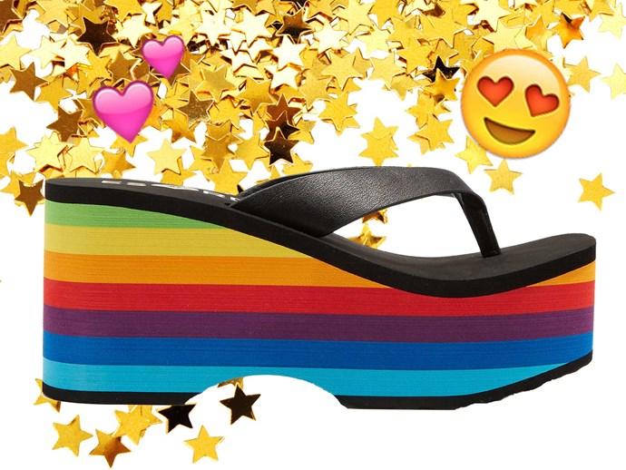 90s shoe trends
