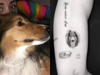 The cutest celebrity tattoos ever