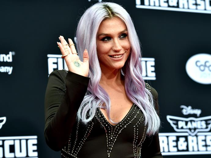 **Ke$ha > Kesha**  Back in her TiK ToK days, Kesha styled her name with a '$' in place of the S, but has recently dropped the symbol. The singer made the change on her Twitter, but hasn't commented publicly on it.