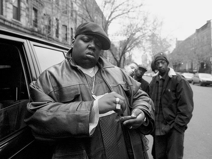 **Biggie Smalls The Notorious B.I.G.**  After starting his career under the moniker 'Biggie Smalls', rapper Christopher Wallace was then forced to change his name to 'The Notorious B.I.G.' after it was noted that another rapper was going by 'Biggie Smalls'.