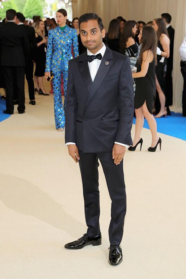 Aziz Ansari.