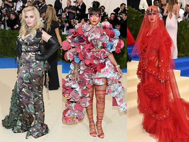 Met Gala 2017: 15 RIDIC looks that are textbook peacocking