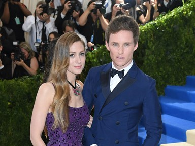 Awks! Eddie Redmayne was denied entry to Rihanna's Met Gala after party