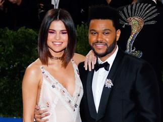 Selena Gomez The Weeknd