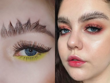 13 of the worst crimes committed against eyebrows