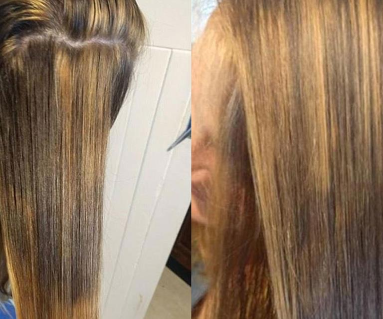 What To Do If You Re Unhappy With Your Hair Colour Elle