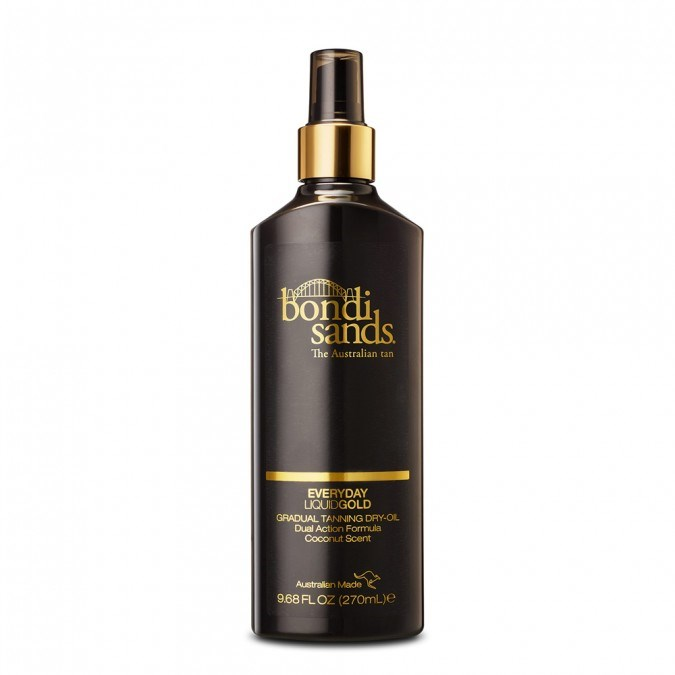 "**2. Bondi Sands Everyday Liquid Gold Gradual Tanning Oil, $19.00 at [Priceline](https://www.priceline.com.au/brand/bondi-sands/bondi-sands-everyday-liquid-gold-gradual-tanning-oil-270-ml|target=""_blank""