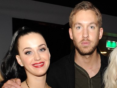 The shade is real: Calvin Harris and Katy Perry are collaborating