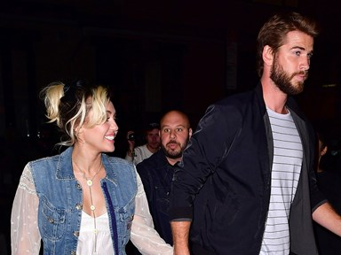 Miley teases song she wrote for Liam Hemsworth