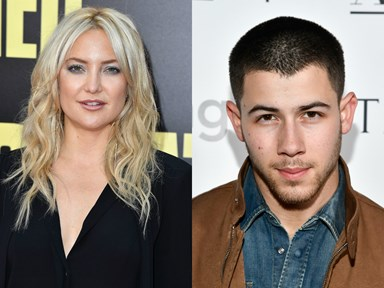 Goldie Hawn spills on Kate Hudson and Nick Jonas' secret relationship