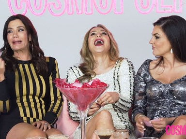 Cocktails with Cosmo: The Real Housewives of Sydney edition