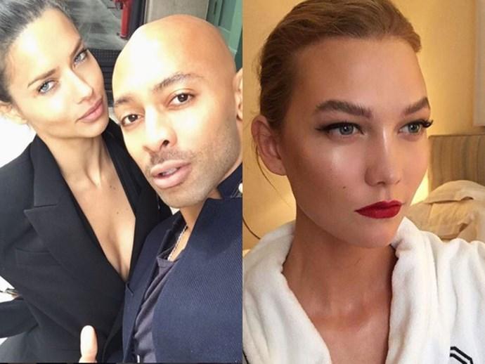 "**[Sir John](https://instagram.com/SIRJOHNofficial/ target=""_blank"")**    This L'Orèal makeup artist's roster includes Beyoncé, Soo Joo Park, Joan Smalls, Khloé Kardashian. No biggie!"