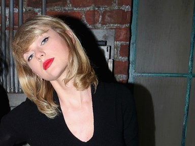 Taylor Swift is reportedly dating Joe Alwyn, a cute British actor you've never heard of