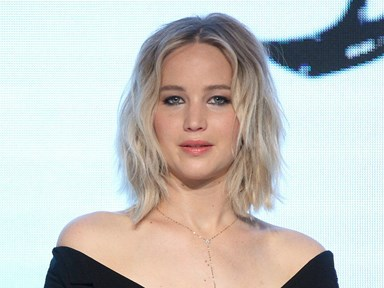 Jennifer Lawrence isn't sorry for that leaked stripper pole dance video