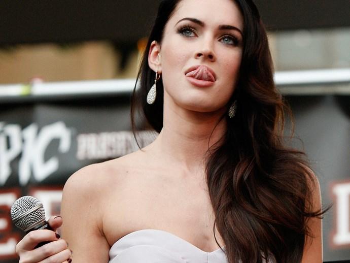 Megan Fox Lick