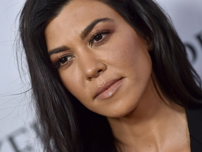 Kourtney Kardashian just threw some major shade at Bella Thorne and Scott Disick
