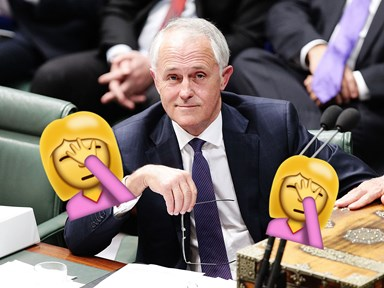 Well, we now know Malcolm Turnbull likes to 'Netflix and chill'…