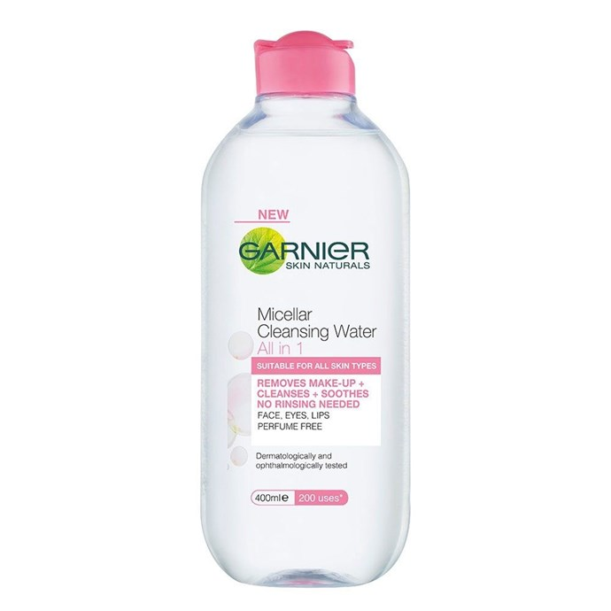 "**10. Inbound Leg 1: Garner Micellar Water**   Cleansing time again! Micellar water is basically a face wash without the need for water, with particles that act like a magnet sucking out impurities. This one claims to ""remove make-up, hydrate and soothe"". It definitely did all three, and is less drying than a face wipe. The down-side is that it's hogging that precious liquid allowance and requires the packing of cotton wool. [$5 AUD](http://www.lifeandlooks.com/30340.html?currency=aud&language=4&gclid=Cj0KEQjw9YTJBRD0vKClruOsuOwBEiQAGkQjPwM-vrL9wnyuc0QdQbUKKtIdKCzWN0tRRv7iXQcH87gaAsZc8P8HAQ