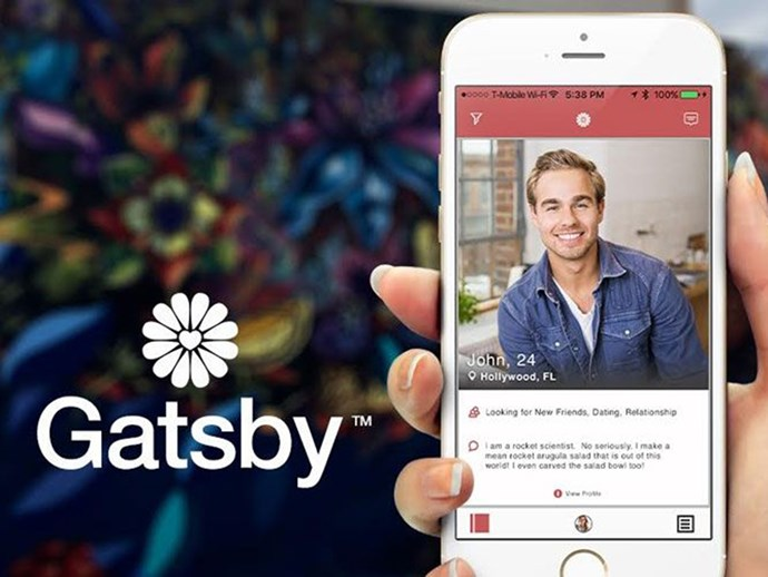 gatsby dating app