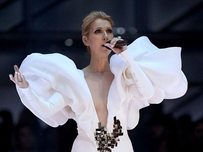 Celine Dion 2017 BBMAs
